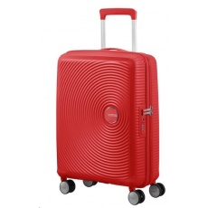 American Tourister Soundbox SPINNER 77/28 EXP TSA Coral red