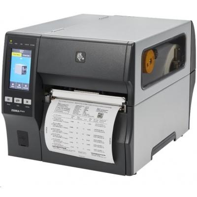 """Zebra ZT421,průmyslová 6"""" tiskárna,(203 dpi),disp. (colour),RTC,RFID,EPL,ZPL,ZPLII,USB,RS232,BT,Ethernet"""