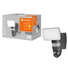 LEDVANCE SMART+ OUTDoor WIFI FLOODLIGHT CAMERA 830 Dark Gray
