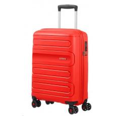 American Tourister Sunside SPINNER 55/20 TSA Sunsed red