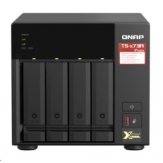 QNAP TS-473A-8G (4C/Ryzen V1500B/2,2GHz/8GBRAM/4xSATA/2xM.2/2x2,5GbE/4xUSB3.1/2xPCIe)