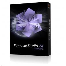 PinnacleStudio24UltimateMLEU - Windows, EN/CZ/DA/DE/ES/FI/FR/IT/NL/PL/SV - ESD