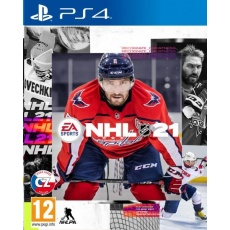 PS4 hra NHL 21