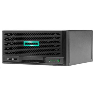 HPE ProLiant MicroServer Gen10 Plus E-2224 (3.4G/4C/8M/2666/71W) 1x16G 2x1TB e208i-p NHP4LFF iLO 4x1Gb UMF