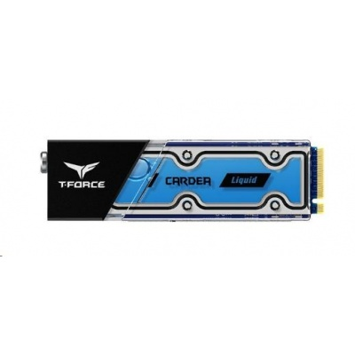 T-FORCE SSD 1TB CARDEA Liquid Water Cooling M.2 type 2280, PCIe 3.0x4 NVMe 1.3 (R:3400, W:3000 MB/s)