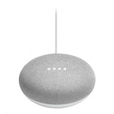 Google Home Mini Chalk - šedá
