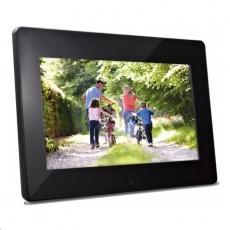 "Braun LCD fotorámeček DigiFRAME 1093 (10"", 1280x800px, 16:9 IPS, HDMI, 8GB)"