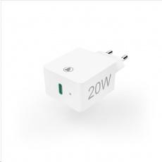 Hama rychlá USB nabíječka, USB-C, QC 3.0 / PD, 20 W
