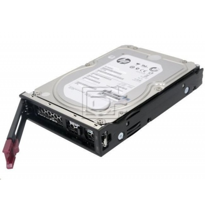 HPE 1TB SATA 6G Midline 7.2K LFF (3.5in) LP 1yr Wty Digitally Signed Firmware HDD