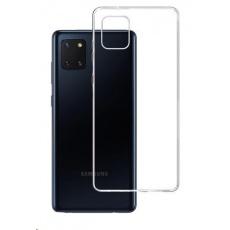 3mk ochranný kryt Clear Case pro Samsung Galaxy Note10 Lite (SM-N770) čirý