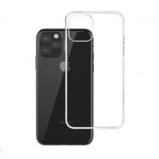 3mk ochranný kryt Clear Case pro Apple iPhone 12 / 12 Pro, čirá