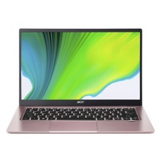 """ACER NTB Swift 1 (SF114-33-P3BT) - 14"""" IPS FHD,Pentium® Silver N5030,8GB,256SSD,UHD Graphics 615,W10H,Růžová"""