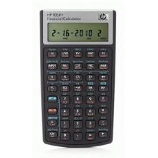 HP 10bII+ Financial Calculator-Bluestar - CALC