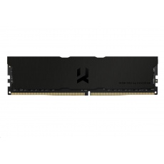 DIMM DDR4 16GB 3600MHz CL18 SR (Kit 2x8GB) GOODRAM IRDM PRO, Deep Black