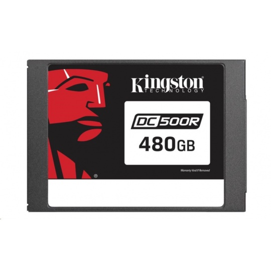 Kingston 480GB SSD Data Centre DC500R (Read-Centric) Enterprise SATA
