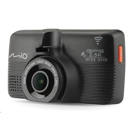MIO MiVue 798 WIFI 2.5K QHD Dual - kamera pro záznam jízdy