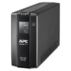 APC Back UPS Pro BR 900VA, 6 Outlets, AVR, LCD Interface (540W) - Jiný obal