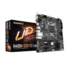 GIGABYTE MB Sc LGA1200 H410M S2H V2, Intel H470, 2xDDR4, 1xHDMI, 1xDVI, VGA, mATX