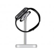 COTEetCI nabíjecí stanice Base21 pro Apple Watch šedá