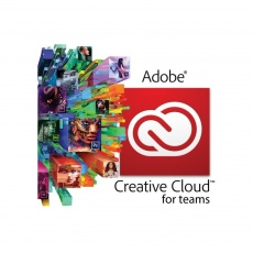 Creative Cloud for teams All Apps with Adobe Stock  Team Licensing Subscription RNW 1 Month 1-9 level, MEL