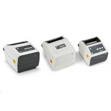 Zebra ZD421d Healthcare, 8 dots/mm (203 dpi), USB, USB Host, BT, Wi-Fi, white