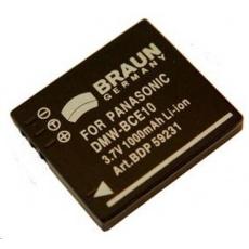 Braun Akumulátor Panasonic BCE10 (Pan.BCE10/S008 - 1320 mAh)