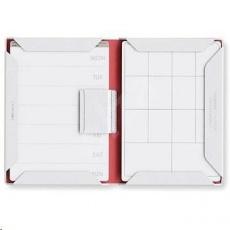 Allocacoc Notebook Modular A4 PU (white)