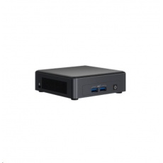 INTEL NUC Kit NUC11TNKi3, i3 Core 1115G4/DDR4/USB3.2/LAN/Wi-Fi/UHD/M.2 (Tiger Canyon)