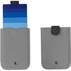 Allocacoc Dax wallet Blue