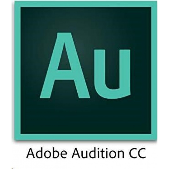 ADB Audition CC MP EU EN ENTER LIC SUB New 1 User Lvl 13 50-99 Month (VIP 3Y)