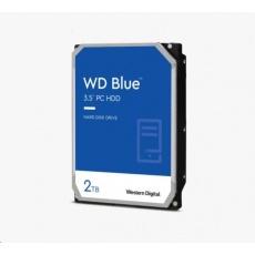 WD BLUE WD20EZBX  2TB SATA/600 256MB cache 5400 ot. 215 MB/s SMR