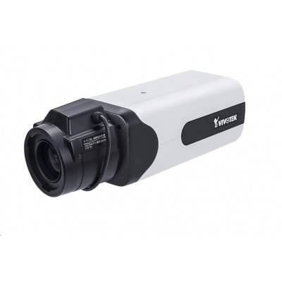 Vivotek IP9191-HT, 8Mpix, 30sn/s,H.265, motorzoom i-Cs 3.9-10mm (119-45°), Remote BF,DI/DO,PoE,IR-Cut,SNV,WDR,Micro SDXC