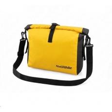 Naturehike vodotěsná taška přes rameno 15l 400g - žlutá