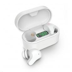LAMAX Taps1 špuntová sluchátka - bílé