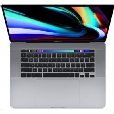 Apple MacBook Pro 16 Touch Bar/8-core i9 2.3GHz/16GB/1TB SSD/Radeon Pro 5500M w 4GB - Sp.Grey - SK KB