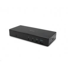 iTec USB-C Quattro Display Docking Station s Power Delivery 85 W