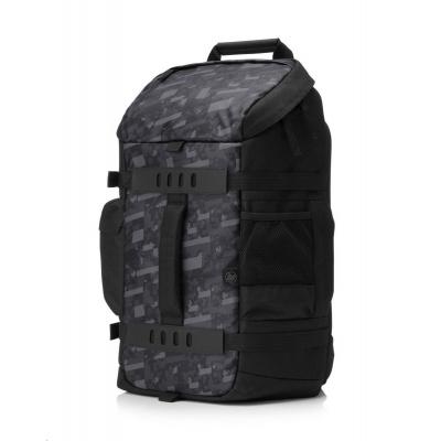 """HP Odyssey 15 deconstructed camo Backpack - batoh pro notebooky s úhlopříčkou až 39,6 cm (15,6"""")"""