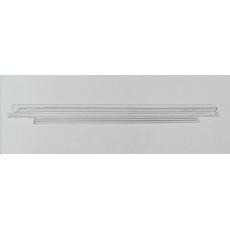 Přítlačné pravítko pro řezačku KW 480 (3919)