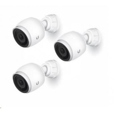 UBNT UVC G3 PRO [1080p, 30fps, H.264, zoom 3x (3-9mm), F1.2-1.8, IR, úhel záběru 108°x58°] 3-pack