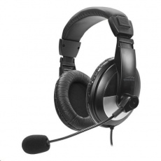 SPEED LINK sluchátka THEBE Stereo Headset, černá