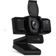 CONNECT IT WebYouSee webkamera s rozlišením Full HD (1920 × 1080 px)