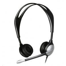 SPEED LINK sluchátka KALLIOPE VX Stereo Headset, USB, černá