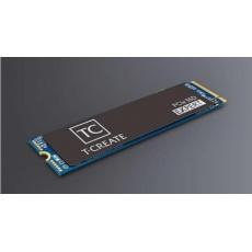 T-CREATE EXPERT SSD M.2 2TB, 2280 PCIe NVMe Gen3.0 x4 (R:3400/W:3000 MB/s)