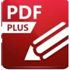 PDF-XChange Editor 9 Plus - 1 uživatel, 2 PC + Enhanced OCR/M2Y