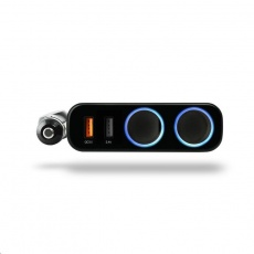 XBLITZ R2 Quick Charge - car splitter [2xUSB, quick charge]