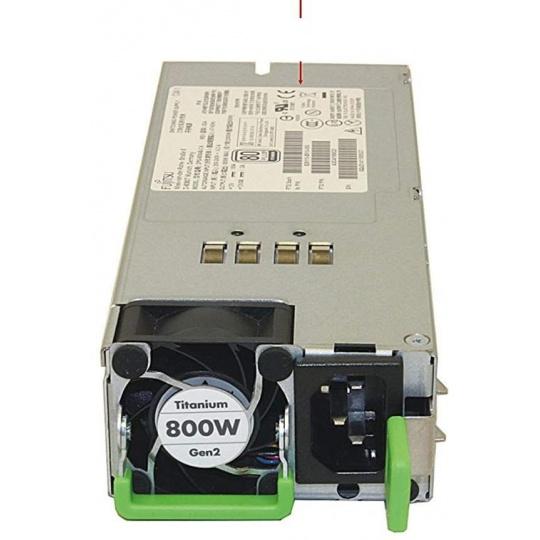 FUJITSU Zdroj Power Supply Module 800W titanium (hot plug) - TX2xxx RX2xxx