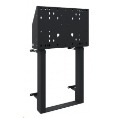 Optoma Floor supported, motorised wall lift with anti-collision for IFPD