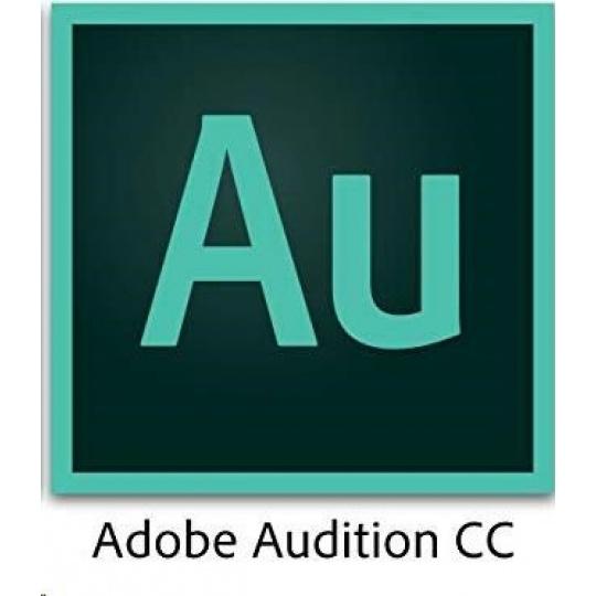 ADB Audition CC MP Multi Euro Lang ENTER LIC SUB RNW 1 User Lvl 3 50-99 Month