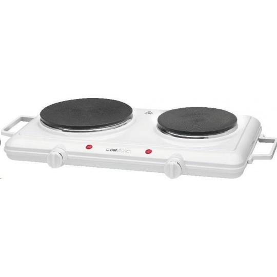 Clatronic DKP3583  Elekt. vařič dvouplotýnkový