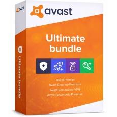 _Nová Avast Ultimate for Windows 1 licence na 24 měsíců
